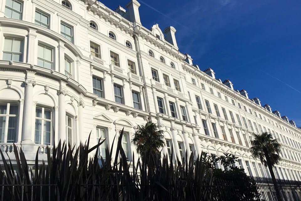 Insurance valuation London apartments