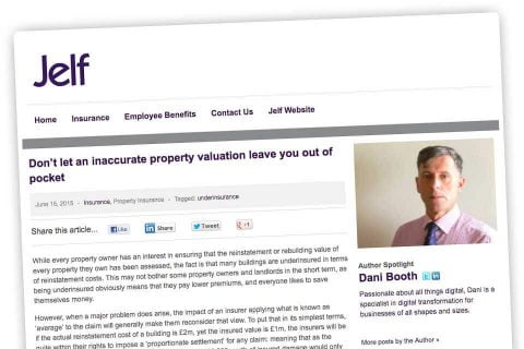 Accurate property valuation