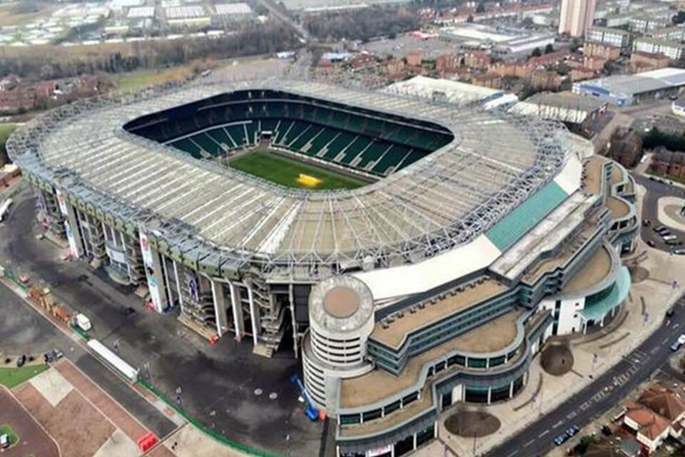 Twickenham Rugby Stadium