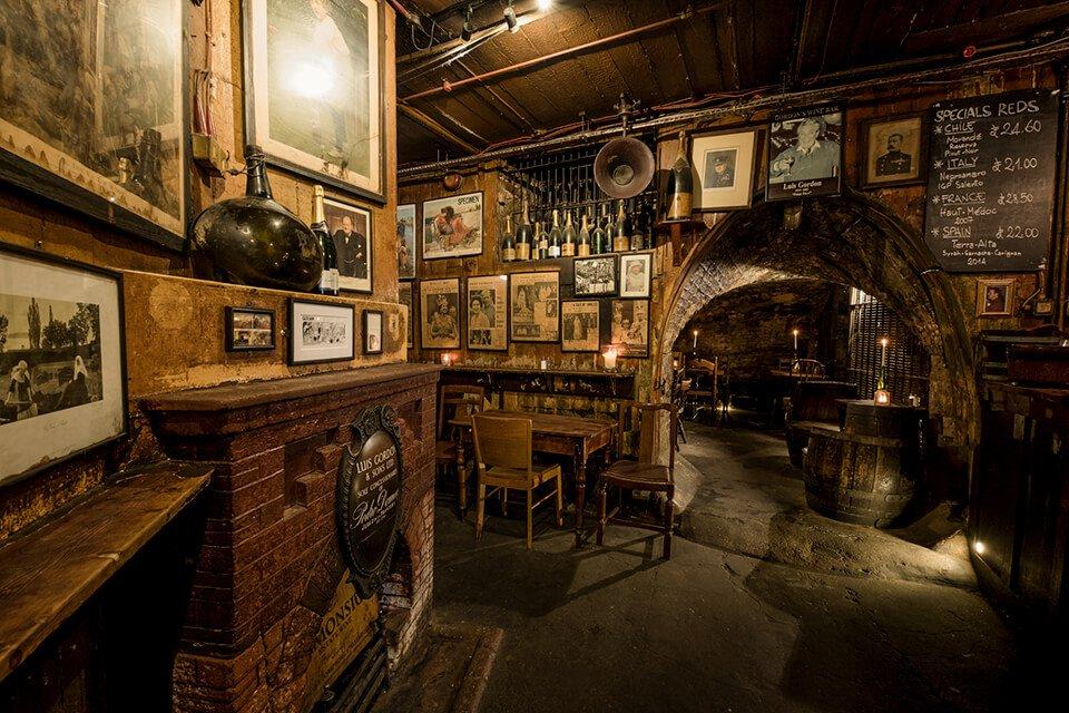 Gordon's Wine Bar Insurance Appraisal
