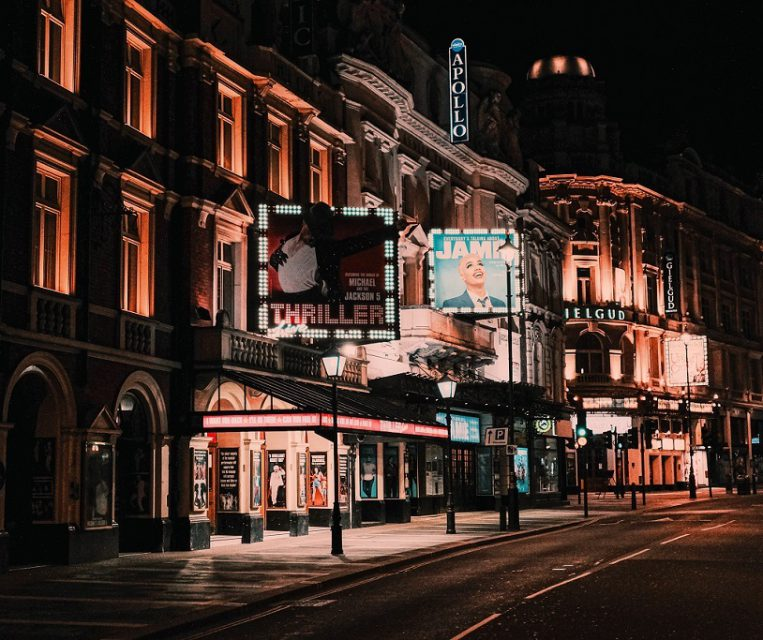 Theatre Buildings