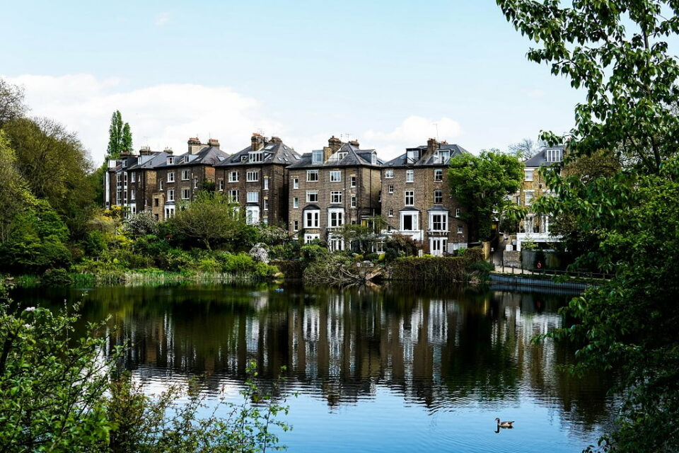 Flats Hampstead Heath
